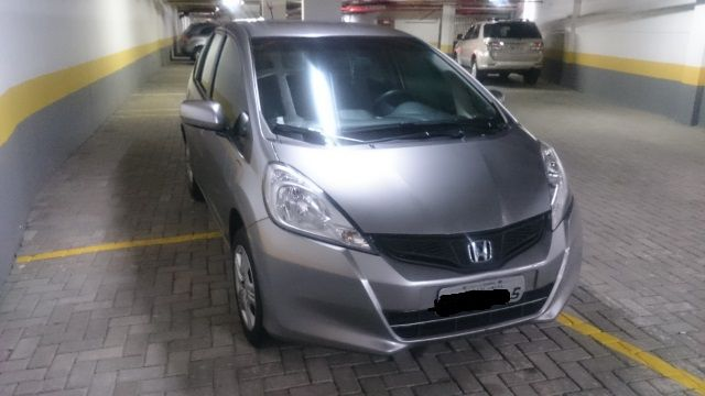 Honda New Fit DX 1.4 (Flex) - Foto #1