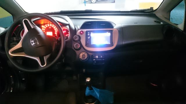 Honda New Fit DX 1.4 (Flex) - Foto #3