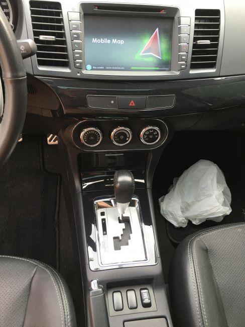 Mitsubishi Lancer 2.0 16V GT CVT 4WD - Foto #4