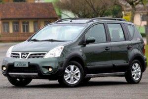 Nissan Livina X-Gear SL 1.8 16V (flex) (aut) - Foto #1
