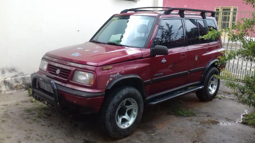 Suzuki Vitara JLX 4x4 1.6 Metal Top - Foto #2
