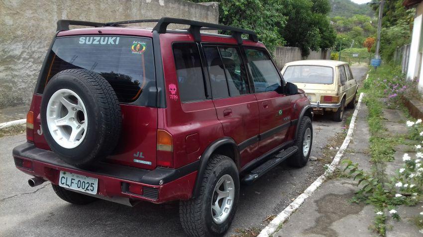 Suzuki Vitara JLX 4x4 1.6 Metal Top - Foto #8