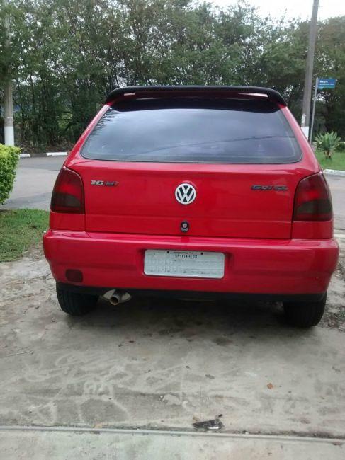 Volkswagen Gol CL 1.6 (motor AP) - Foto #3