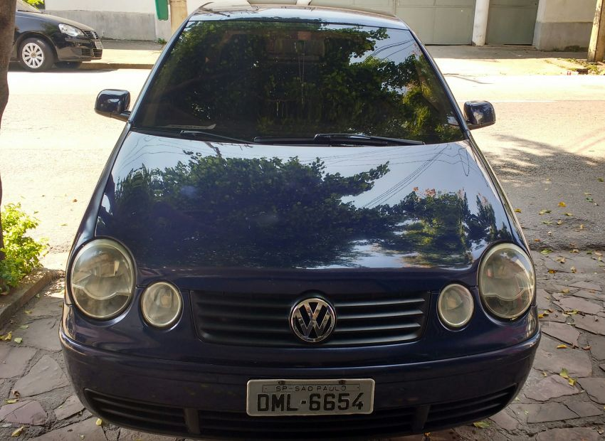 Volkswagen Polo Hatch. 1.6 8V - Foto #8