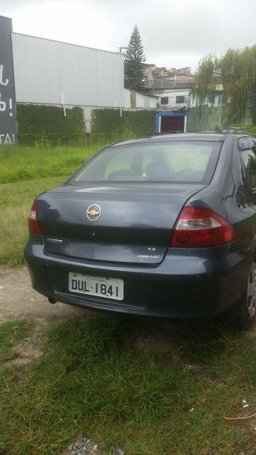 Chevrolet Prisma Maxx 1.4 (Flex) - Foto #2