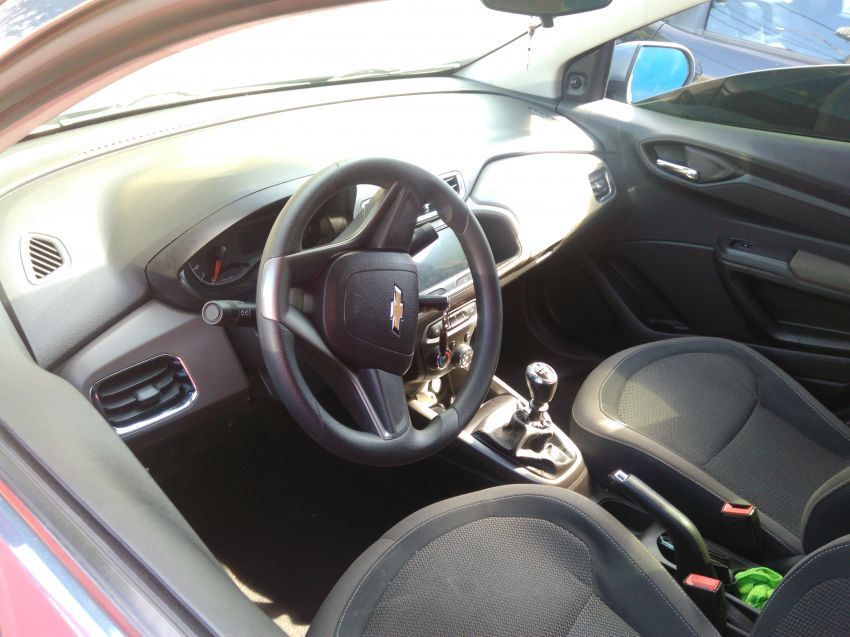 Chevrolet Prisma 1.4 SPE/4 LT - Foto #3