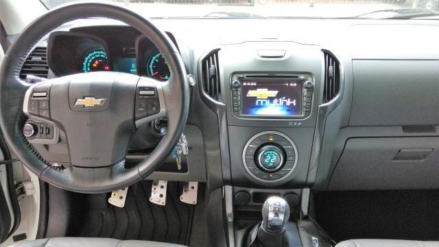 Chevrolet S10 LTZ 2.4 flex (Cab Dupla) 4x2 - Foto #5