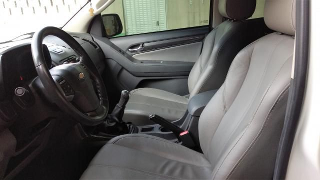 Chevrolet S10 LTZ 2.4 flex (Cab Dupla) 4x2 - Foto #10