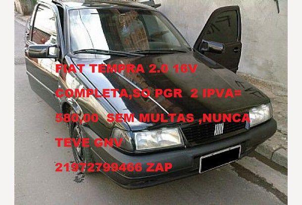 Fiat Tempra Ouro 16V 2.0 IE - Foto #6