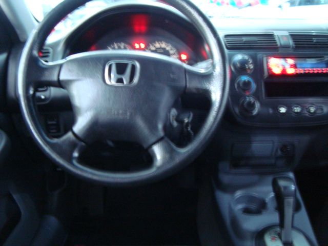 Honda Civic Sedan LX 1.7 16V (aut) - Foto #3