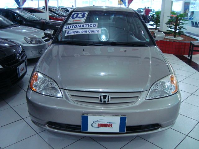 Honda Civic Sedan LX 1.7 16V (aut) - Foto #1