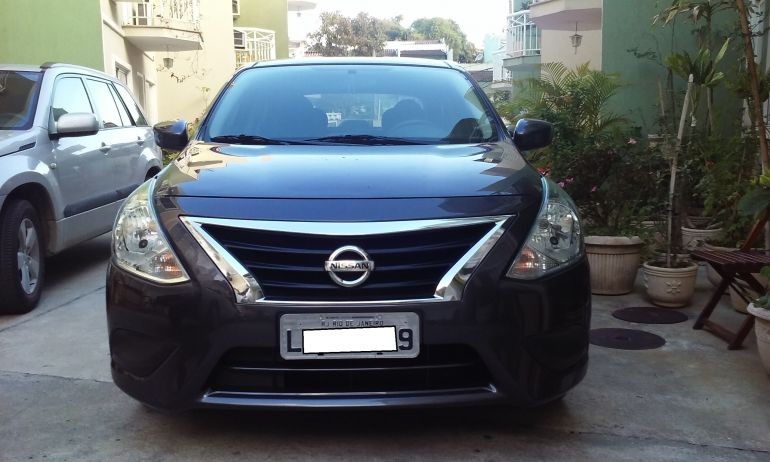 Nissan Versa 1.6 16V SL (Flex) - Foto #8