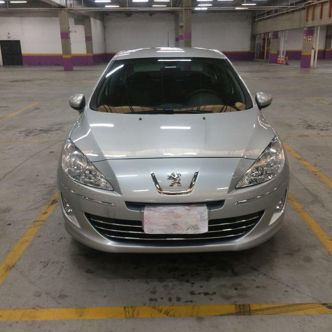Peugeot 408 Allure 2.0 16V (Aut) (Flex) - Foto #1