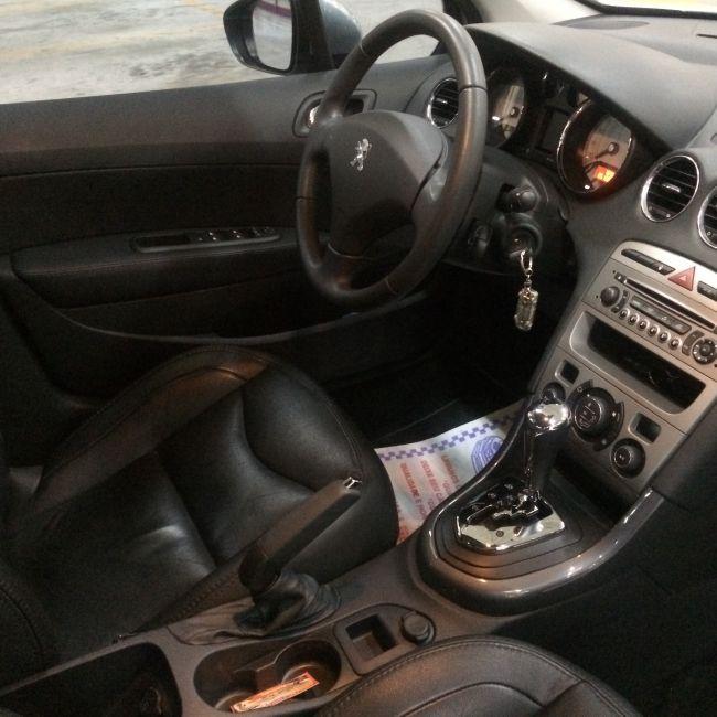 Peugeot 408 Allure 2.0 16V (Aut) (Flex) - Foto #3