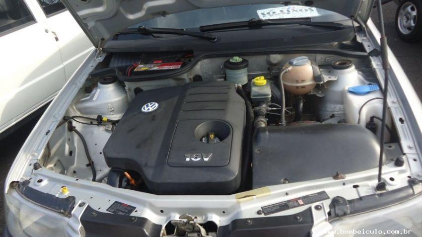 Volkswagen Gol 1.0 16V 2p - Foto #7