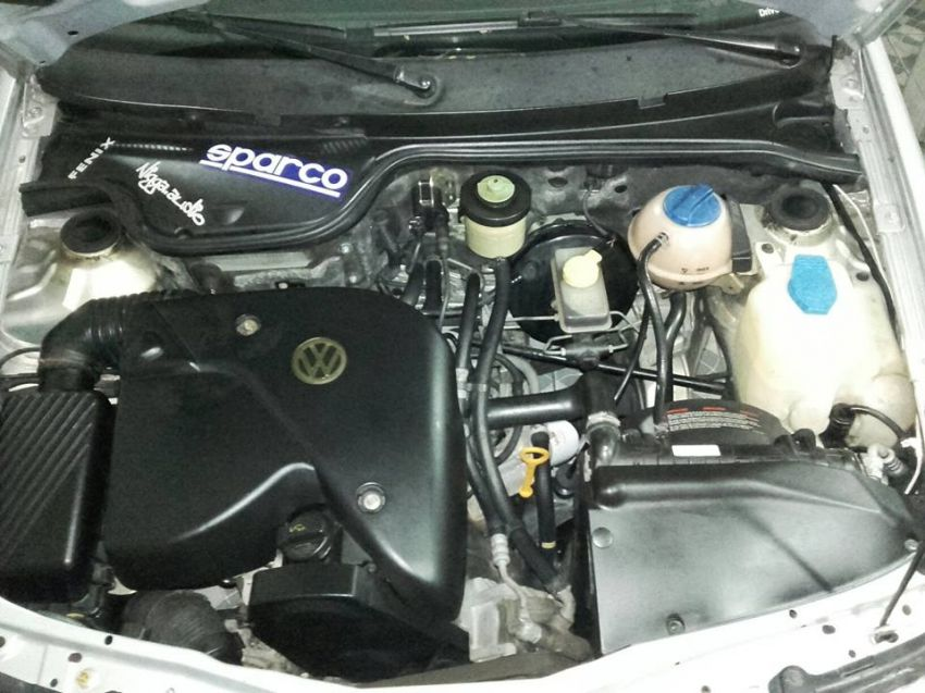 Volkswagen Parati 1.8 MI G3 - Foto #8