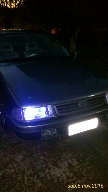 Volkswagen Santana GLSi 2.0 - Foto #4