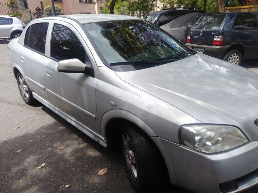 Chevrolet Astra Sedan CD 2.0 8V - Foto #2