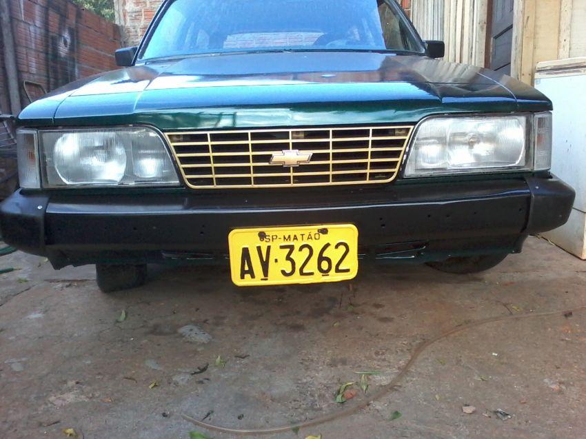 Chevrolet Caravan Deluxo 2.5 - Foto #6