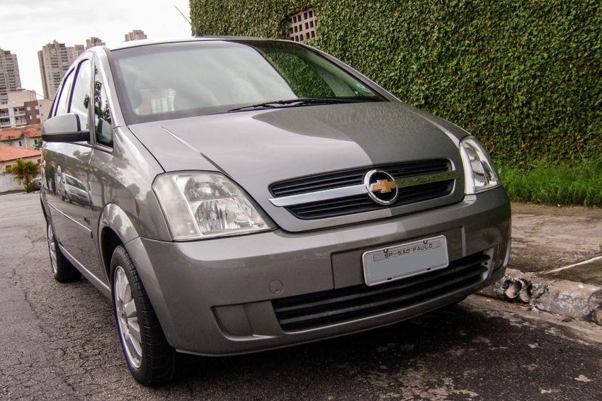Chevrolet Meriva Maxx 1.8 (Flex) - Foto #9