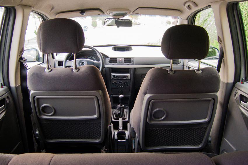 Chevrolet Meriva Maxx 1.8 (Flex) - Foto #10
