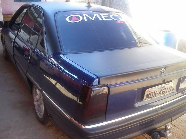 Chevrolet Omega GLS 2.2 MPFi - Foto #4