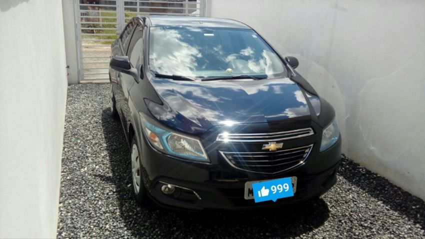 Chevrolet Prisma 1.4 SPE/4 LT - Foto #4
