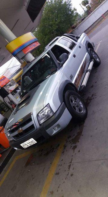 Chevrolet S10 Rodeio 2.4 Flexpower 4X2 (Cab Dupla) - Foto #1