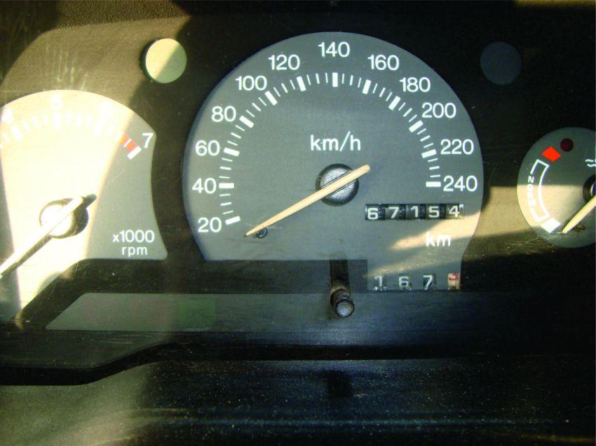 Ford Escort Hatch Ghia 1.8 - Foto #6