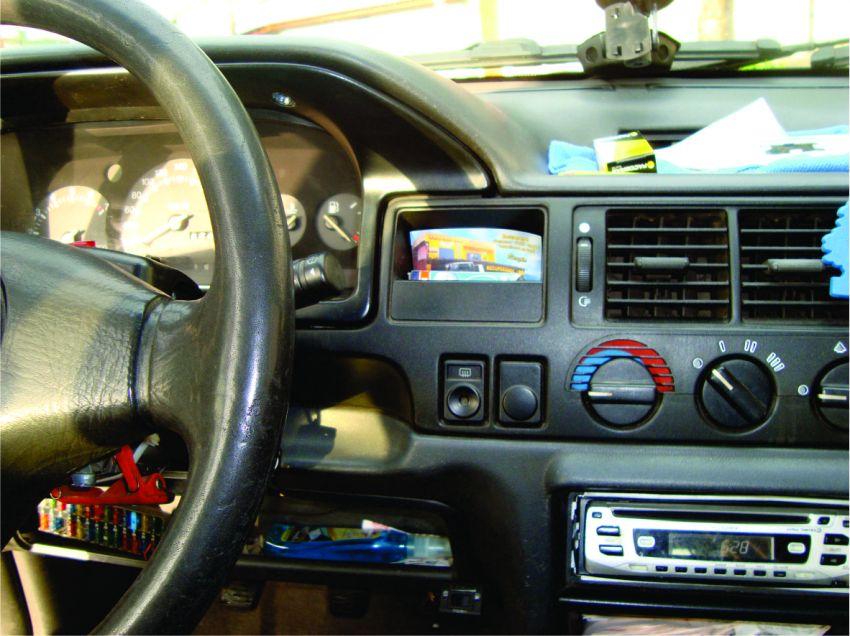 Ford Escort Hatch Ghia 1.8 - Foto #7