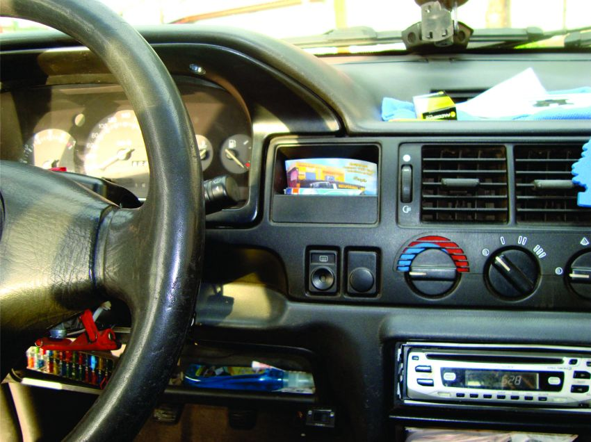 Ford Escort Hatch Ghia 1.8 - Foto #8