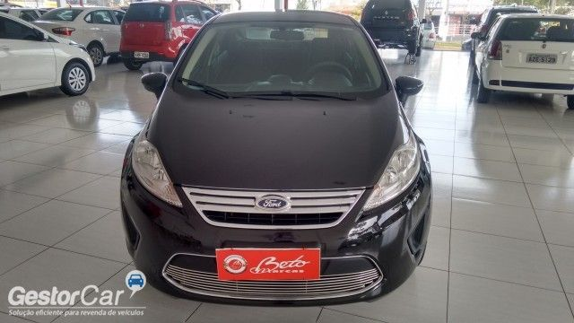 Ford New Fiesta Sedan SE 1.6 16V (Flex) - Foto #3