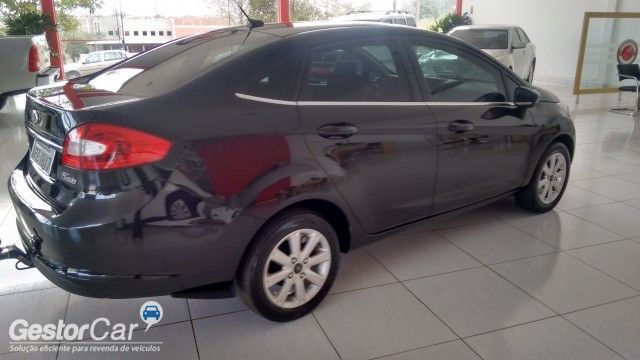 Ford New Fiesta Sedan SE 1.6 16V (Flex) - Foto #4