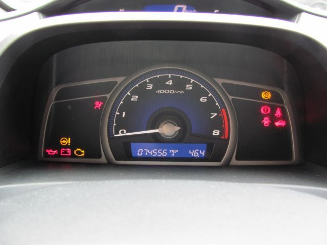Honda Civic LXS 1.8 16V Flex - Foto #3