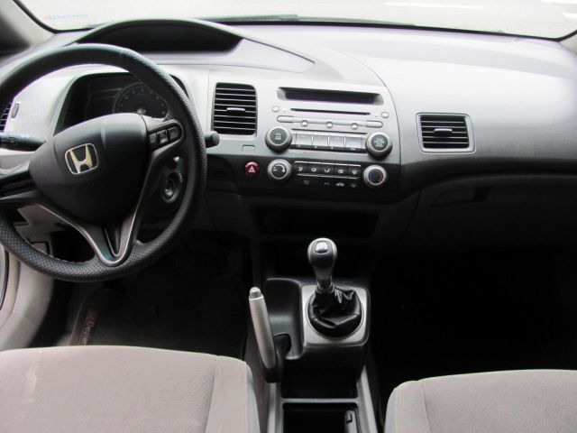 Honda Civic LXS 1.8 16V Flex - Foto #5