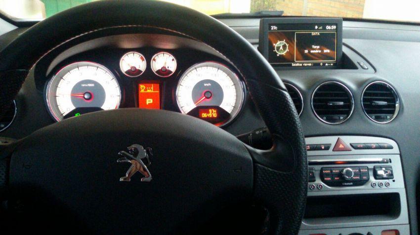 Peugeot 408 Griffe 1.6 THP (aut) - Foto #10