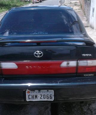 Toyota Corolla Sedan LE 1.8 16V (Aut) - Foto #2