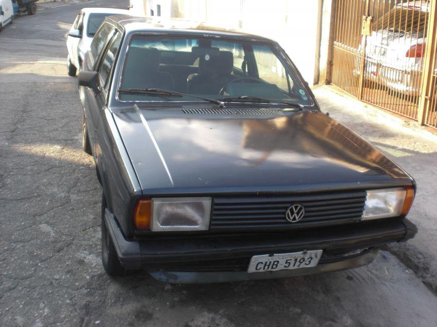 Volkswagen Parati Plus 1.6 - Foto #1