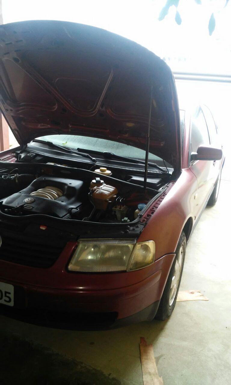 Volkswagen Passat 2.8 V6 30V - Foto #3