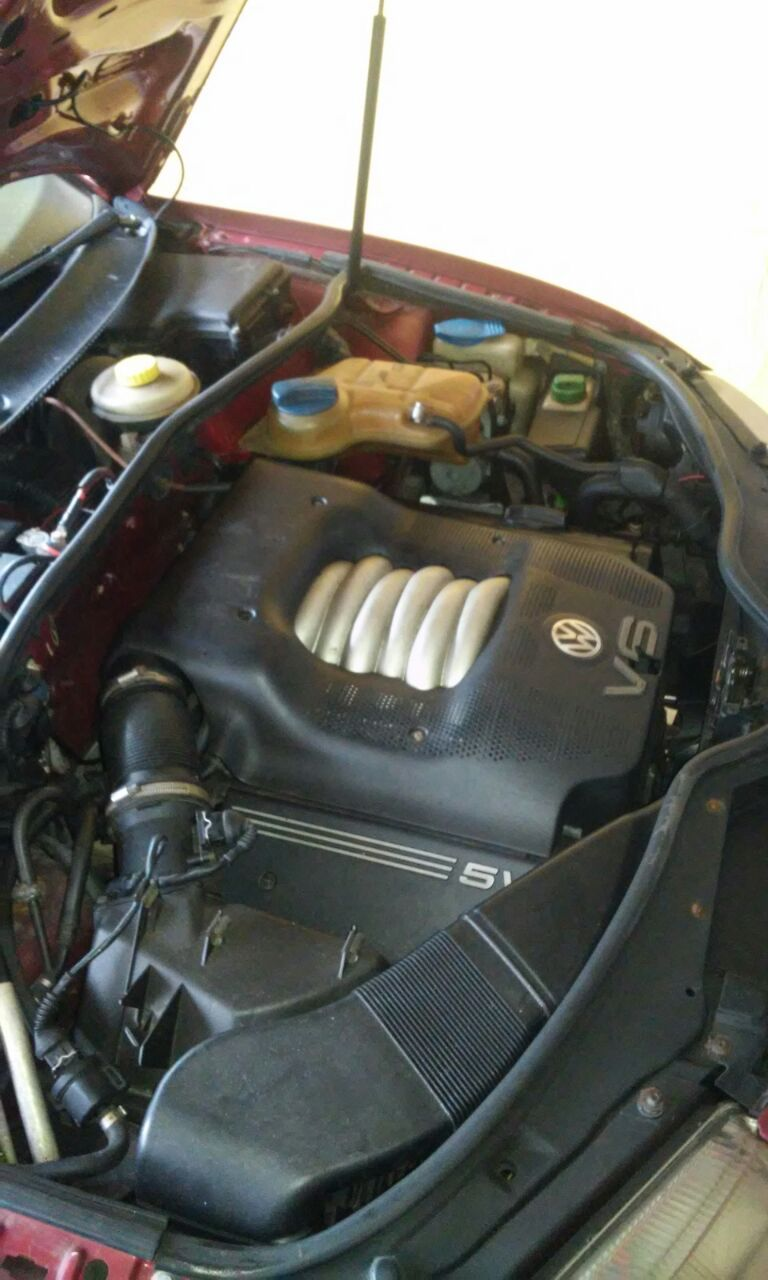Volkswagen Passat 2.8 V6 30V - Foto #6