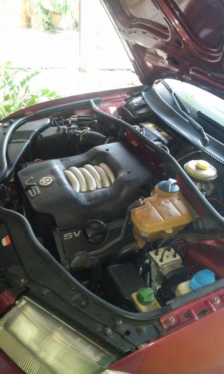 Volkswagen Passat 2.8 V6 30V - Foto #9