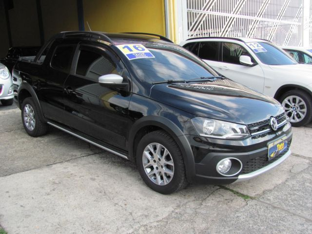 Volkswagen Saveiro Cross CD 1.6 MSI Total Flex - Foto #1