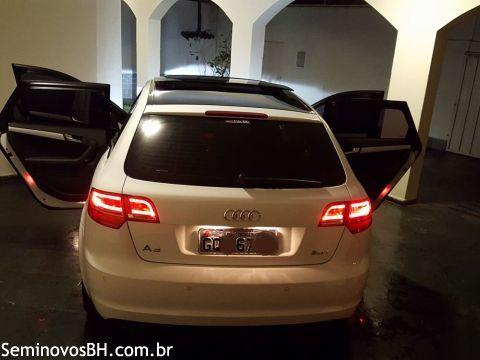 Audi A3 Sportback 2.0 TFSI S-tronic - Foto #2