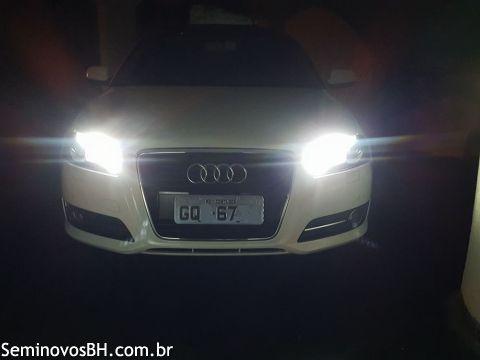 Audi A3 Sportback 2.0 TFSI S-tronic - Foto #4