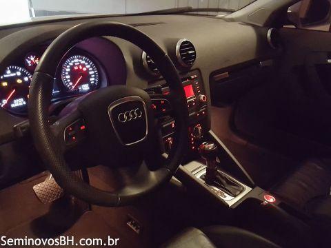 Audi A3 Sportback 2.0 TFSI S-tronic - Foto #5