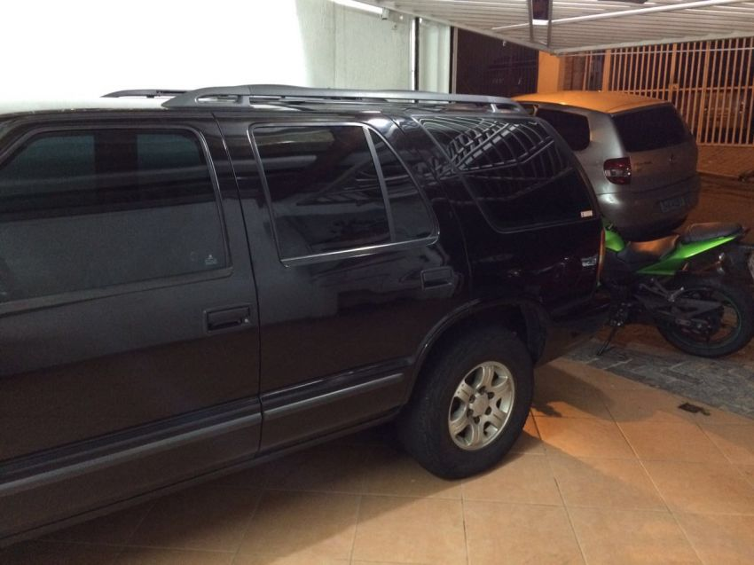 Chevrolet Blazer 4x2 2.2 EFi - Foto #4