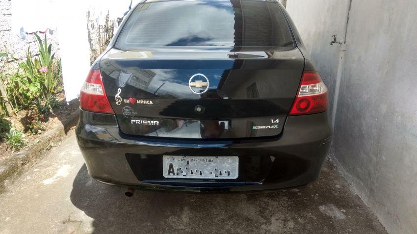 Chevrolet Prisma Joy 1.4 (Flex) - Foto #1