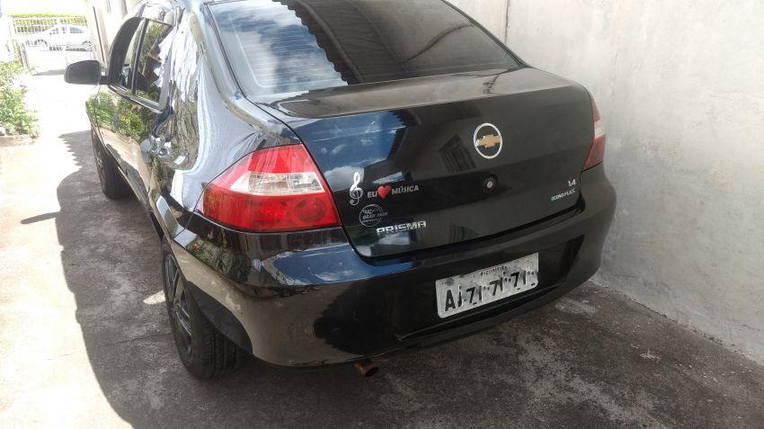 Chevrolet Prisma Joy 1.4 (Flex) - Foto #2