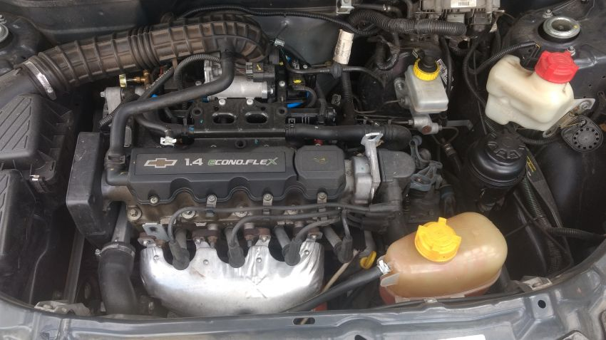 Chevrolet Prisma Joy 1.4 (Flex) - Foto #9