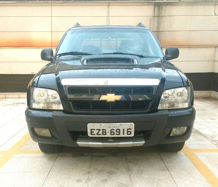 Chevrolet S10 Executive 4x2 2.4 (Flex) (Cab Dupla) - Foto #2